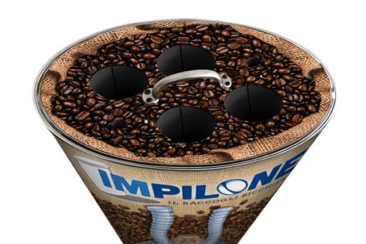 Arriva impilone per i bicchieri da caff impilone for Bicchieri caffe